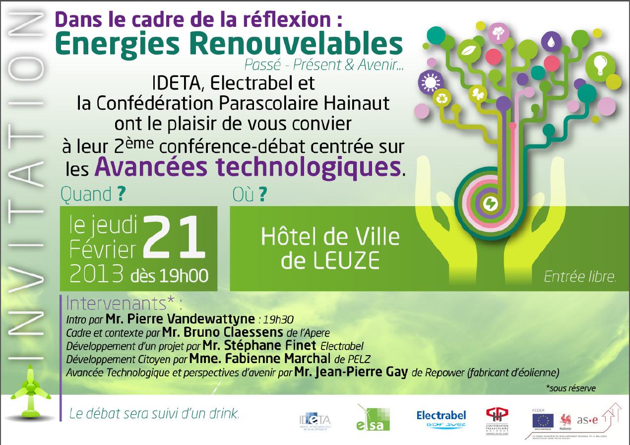 Conférence Leuze