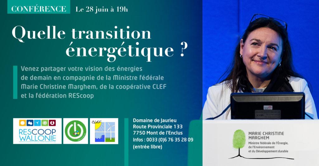 Conférence Marghem